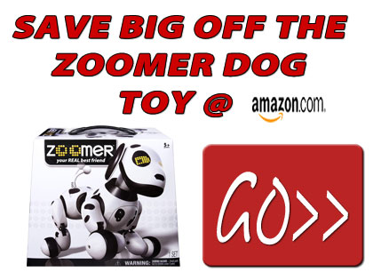 Zoomer Dog Review