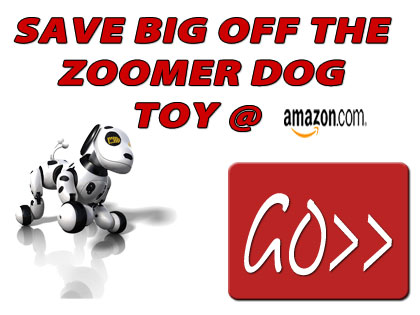 Zoomer Dog Features